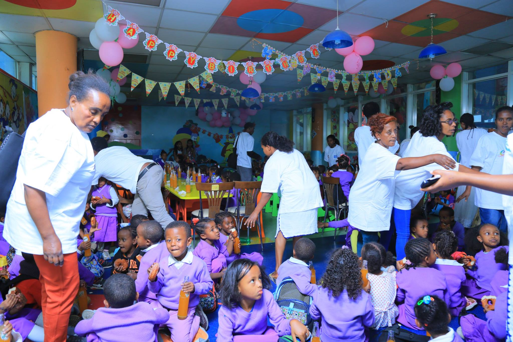 Inviting Schools at 10th year Anniversary